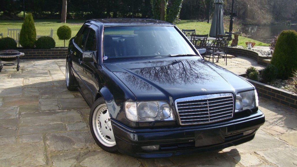 Mercedes e60 amg ltd 1996 79 995 sold frays modern classics for Mercedes benz e60 for sale