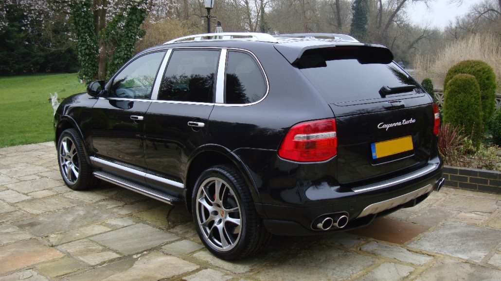 Porsche Cayenne Turbo 2007 Sold Frays Modern Classics