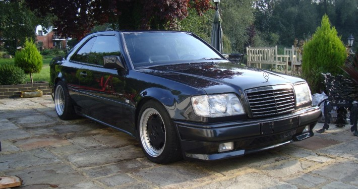Mercedes 300CE 3.4 AMG